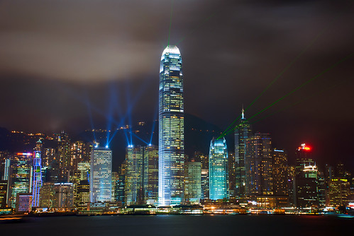 Hong Kong Harbour 08