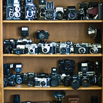 The Camera Collection Thus far