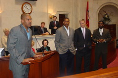 Senate Honors 1994 Razorback NCAA Basketball Champions
