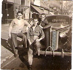 1947 james hank Newark NJ 1938 buick (Clemco/GTI) Tags: buick 1938 nj chevy newark olds