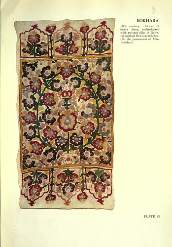 023-Bordado de Bokhara siglo XVIII