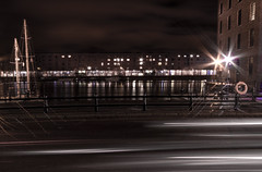 Shops In the Docks (Paul Sivyer) Tags: night liverpool paul scene birkenhead threegraces albertdock capitalofculture liverpool08 liverpoolone liverpool1 wildwales echoarena sivyer