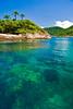 Paraty Bay (Alê Santos) Tags: blue sea summer brazil praia beach brasil paraty island mar parati verão ilha pfosilver