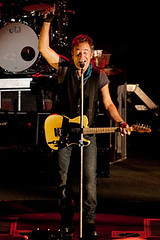 Bruce Springsteen -- 3/23/09 Convention Hall, Asbury Park, New Jersey [copyright Michael Zorn]