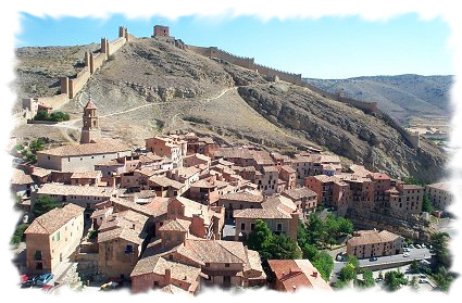 albarracin murallas