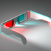 Illusion of Depth and Space (1522) - Colour 3D Anaglyph of 3D Anaglyph (Red and