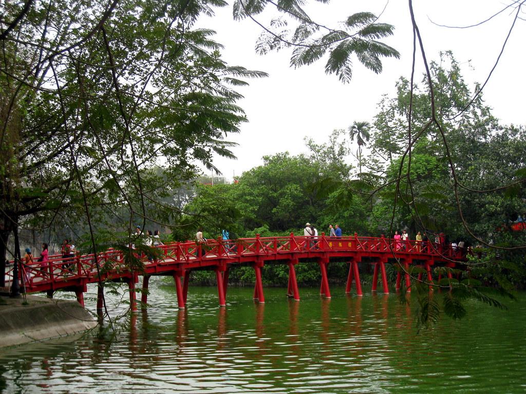 Pont Thê Huc