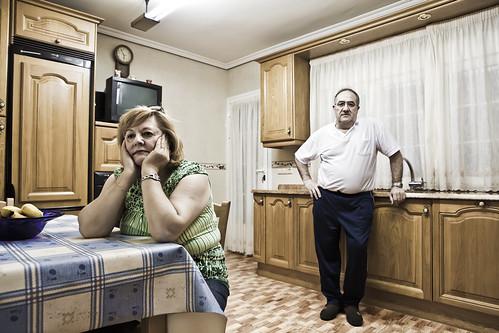 Tiempo Muerto / Downtimes (The kitchen)