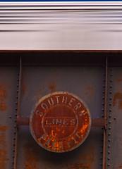 Railroad bridge ... (Curt Deatherage) Tags: railroad oregon railroadbridge southernpacific lanecounty willamettevalley highway58 amtrakcoaststarlight