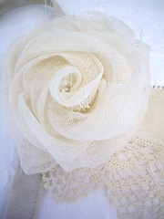 hint for Tiffany (skblanks) Tags: white vintage hearts pin linen lace embroidery antique crochet mother cream apron swap bow button pearl rayon rhinestone seam rosette binding taupe damask scrim