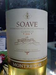 Montresor Soave Clássico 2006