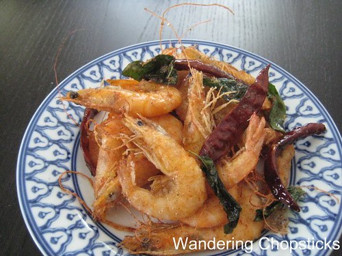 Tom Rang Muoi (Vietnamese Shrimp Fried with Salt) 2