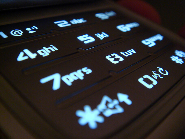 cellphone macro