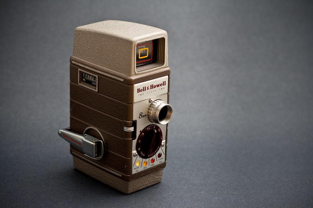 Video Camera... Old School
