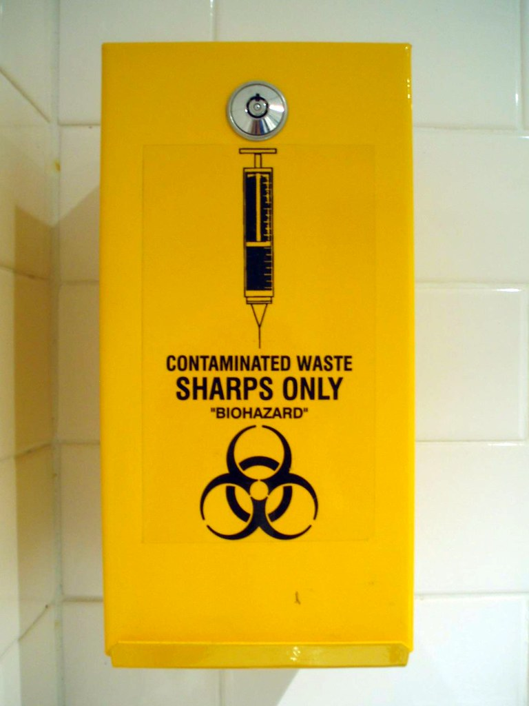 The World S Best Photos Of Disposal And Sharps Flickr