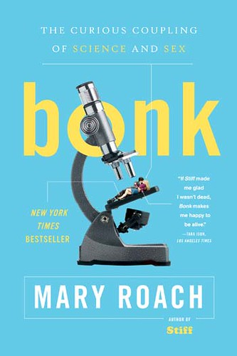 Cover of Bonk by Mary Roach