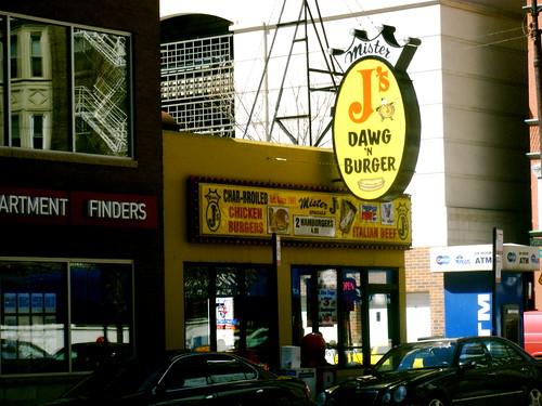 Mister J's Dawg 'n Burger