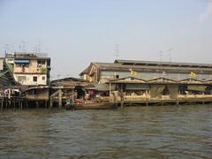 Chao Phraya River (Erik Hartberg) Tags: thailand bangkok chaophrayariver