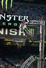 DSC_1260 (krzy4rc) Tags: 2009 supercross superdome