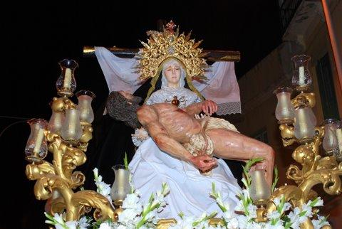 Viernes Santo 2009 Melilla 013