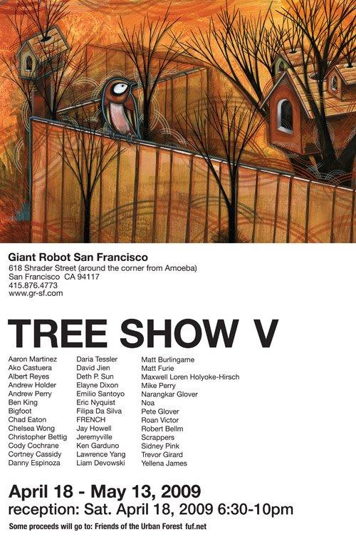 TREE SHOW V
