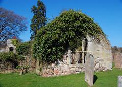 Ayton churchyard