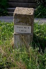 street sign 2 (famiglia_vienna) Tags: vienna wien street sign strasse natur gras beton zeichen poller guessedvienna