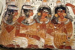 Egyptian Musicians ( Libyan Soup) Tags: girls woman painting women egypt entertainment egyptian egipto britishmuseum fresco gypten egitto egypte egypten ancientegypt wallpaintings musicans egiptus egipt egyptianart gypte nebamun egypti  tombart tombpainting egyptianpainting lpmusic egiptio egiptujo michaelcohengallery nebamunwallpaintings tombchapel tombchapelofnebamun