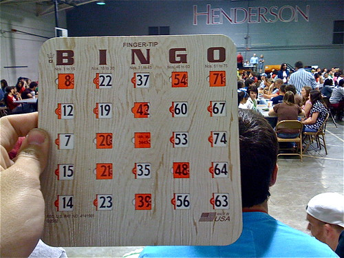 Big Money Bingo!