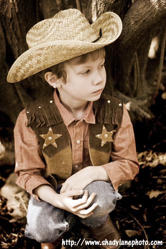 Daniel as Woody!