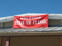 Welcome to Texas VW Classic