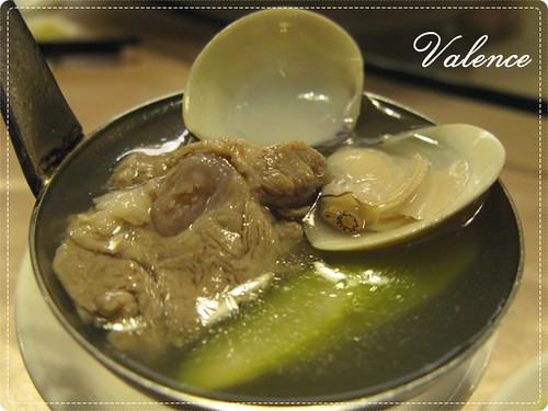 彭師傅_蘆筍蛤蜊排骨湯1