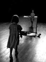 2 (slipper buddha) Tags: wood mirror licht theater stage spiegel bild freiburg bhne requisiten slipperbuddha