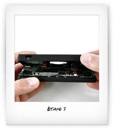 Comment démonter ou réparer sa Nintendo DSi ?
