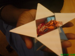 DSC00116 (St.Thomas's Community Network) Tags: animals origami paperfolding