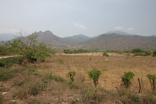 Rural Chiapas.