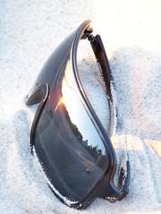 travel sea vacation sun holiday reflection beach sunglasses strand germany island deutschland glasses coast sand reisen meer urlaub baltic insel brille sonne isle spiegelung sonnenbrille usedom küste uznam 10millionphotos