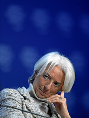 Christine Lagarde - World Economic Forum Annual Meeting Davos 2009