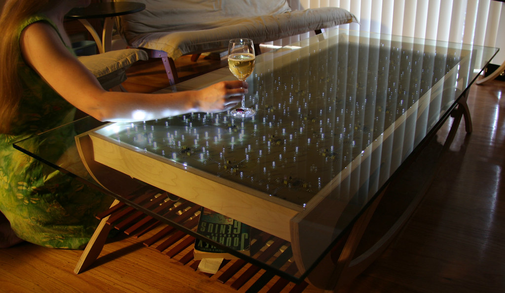 LED Interactive Tables - LED Interactive Tables Because We Can