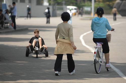 Seoul Olympic Park - 서울 올림픽 파크 - Korea - 090503