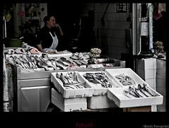 Pescaderas (El Mitico®) Tags: portugal market abril mercado viajes porto ao mes turismo año 2009 oporto mitico elmitico fotoaf tipofoto