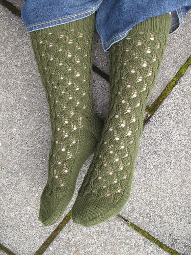 New spring socks