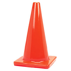 It's Orange Cone Time!