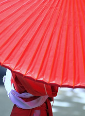 Japan (ajpscs) Tags: street red festival japan umbrella japanese tokyo nikon traditional parasol  nippon  kanda matsuri taitoku  d300 kandamyoujin kasa kandamatsuri   japaneseumbrella   wagasa  ajpscs aplusphoto tenkamatsuri 21