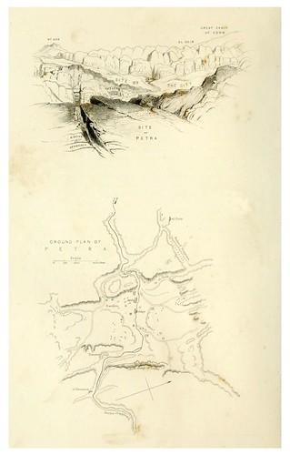 015-Plano de Petra-Bartlett, W. H. 1856