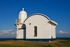 Lighthouse (timtram) Tags: lighthouse portmacquarie lighthousebeach tackingpoint
