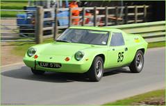 Lotus Europa Twin Cam (Si 558) Tags: en speed climb la championship europa lotus cam hill twin bleu 2009 prescott vie lavieenbleu