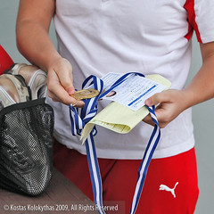 0905202505 (Kostas Kolokythas Photography) Tags: water women greece final polo 2009 olympiakos playoff vouliagmeni