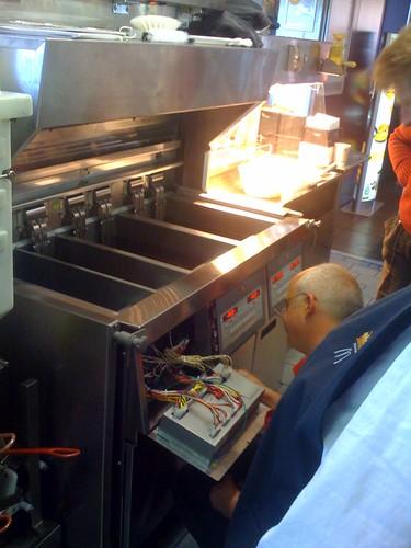 Hybrid Fryer