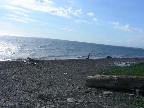 墾丁凱薩-沿途風景 海海